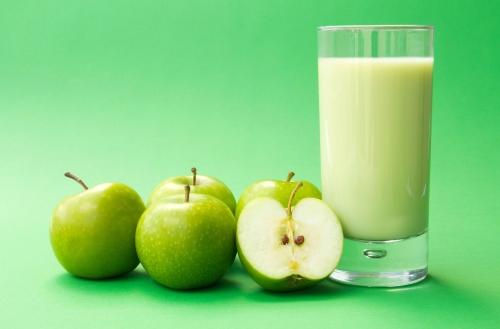 centrifugato di mele