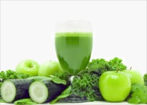 succhi verdi depurativi